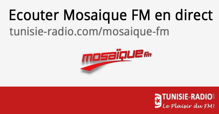Mosaique FM live : Ecouter la radio sur internet gratuitement