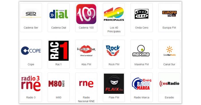 Découvrir les radios espagnoles avec Radio-Espana.com
